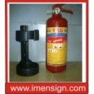 کپسول آتش نشانی پودر و گاز ۱ کیلو گرمی